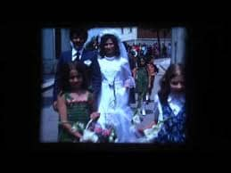 Matrimonio anni settanta a San Fele