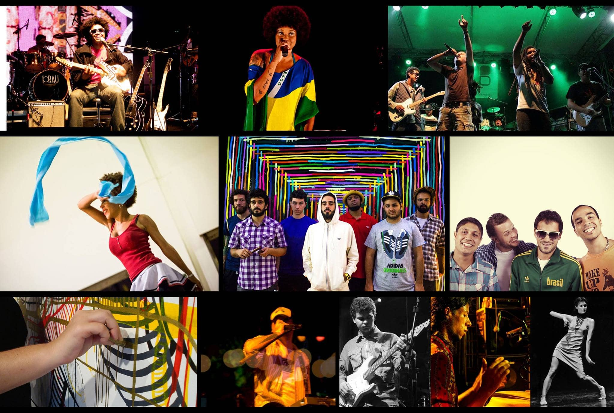 Scambi culturali tra Brasile e Basilicata – Festival delle arti e della cultura