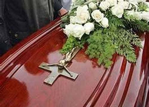 Funerali della strage familiare di San Fele