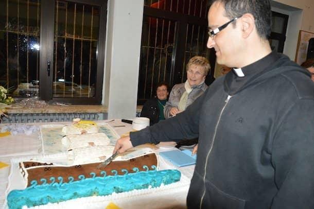 La comunità di San Fele saluta Don Francesco