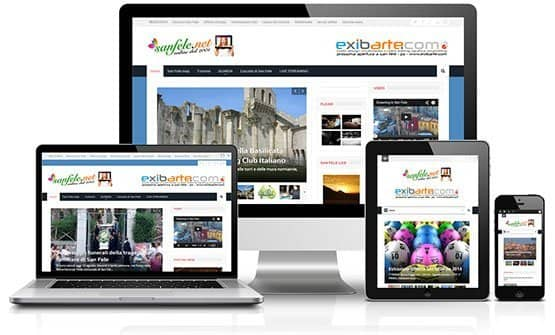 Sanfele.net da oggi è responsive