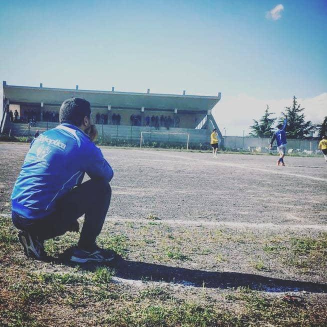 Al via la preparazione atletica del San Fele calcio