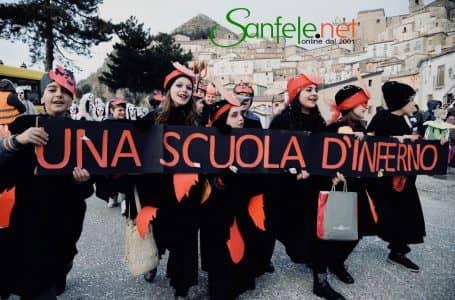 Carnevale, si prepara la sfilata a San Fele