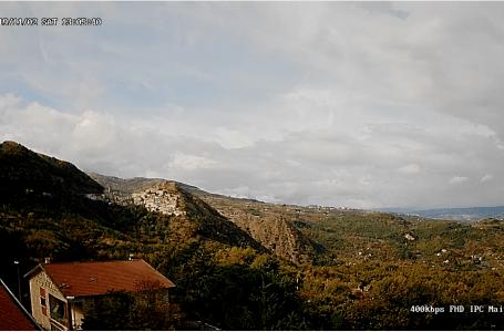 Installata una nuova webcam a San Fele!