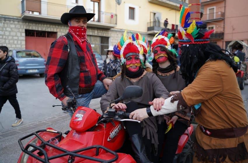 Grande successo per la sfilata di Carnevale 2020
