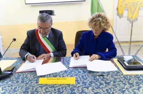 Accordo quadro con Rete Antenna PON  Basilicata
