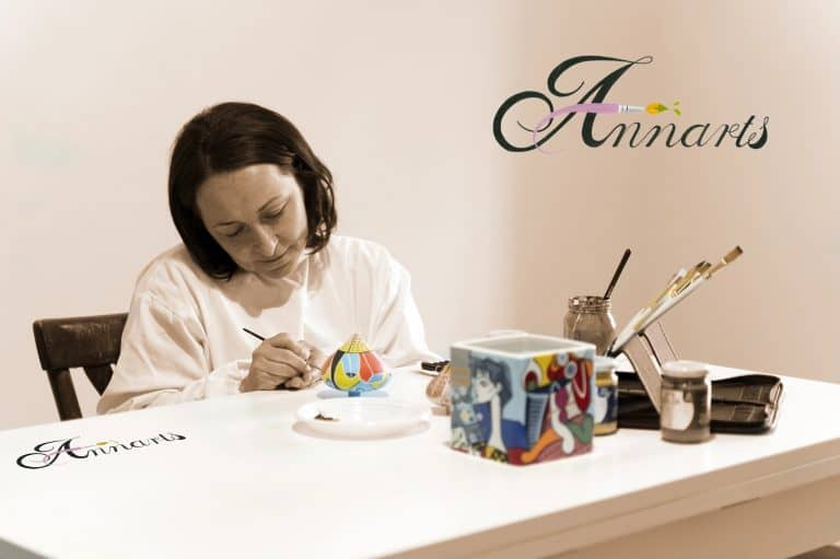 Tra creatività e immaginazione, entriamo nel laboratorio artistico di Anna Sofia